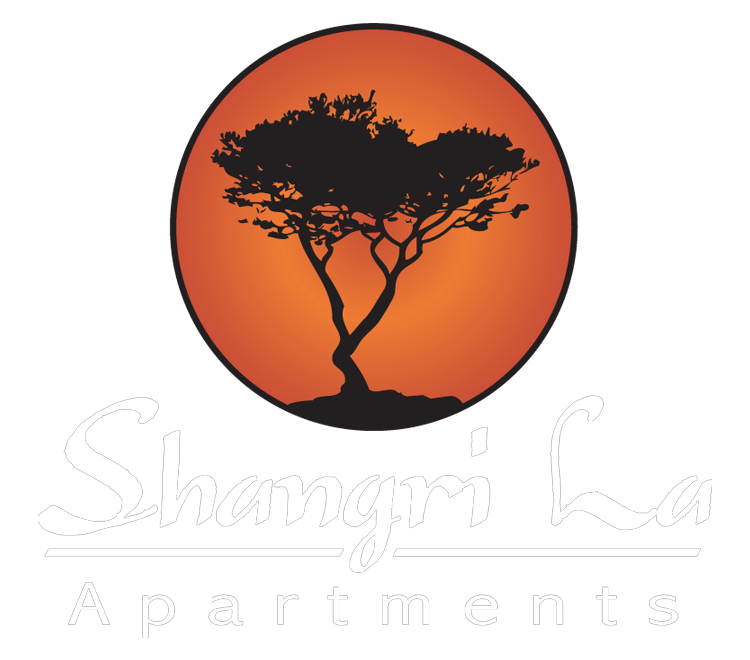 Shangri-La Apartments Logo